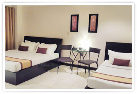 suite rooms hotel surigao city