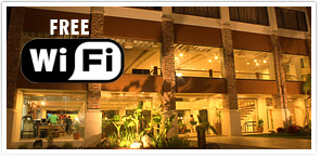 hotel tavern free wifi surigao,beach resort surigao